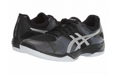 SALE ASICS GEL-Tactic® Black/Silver