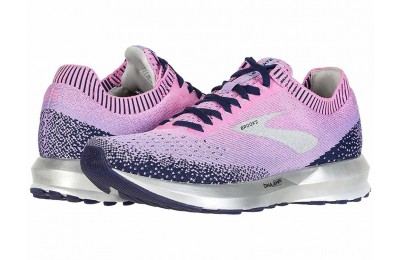 Sales - Brooks Levitate 2 Lilac/Purple/Navy