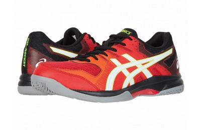 SALE ASICS GEL-Rocket® 9 Speed Red/White