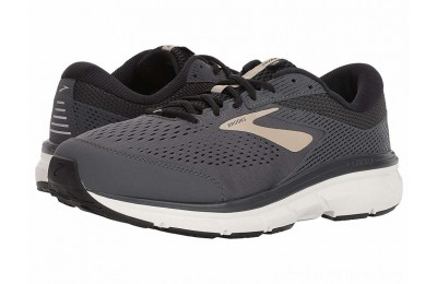 SALE Brooks Dyad 10 Grey/Black/Tan