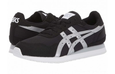 SALE ASICS Tiger Tiger Runner Black/Silver