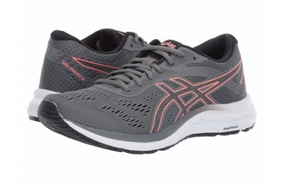 SALE ASICS GEL-Excite® 6 Steel Grey/Papaya
