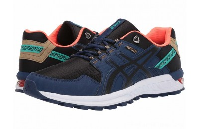 SALE ASICS Tiger Gel-Citrek Black/Blue