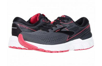 Sales - Brooks Adrenaline GTS 19 Black/Ebony/Pink