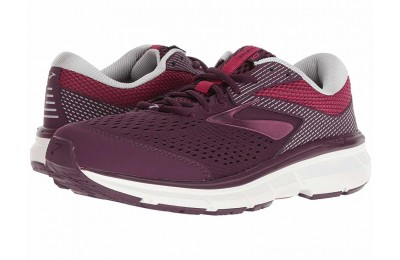 SALE Brooks Dyad 10 Purple/Pink/Grey