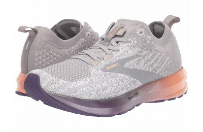 SALE Brooks Levitate 3 White/Purple/Cantaloupe