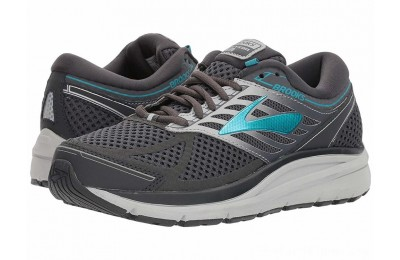 Sales - Brooks Addiction 13 Ebony/Silver/Pagoda Blue