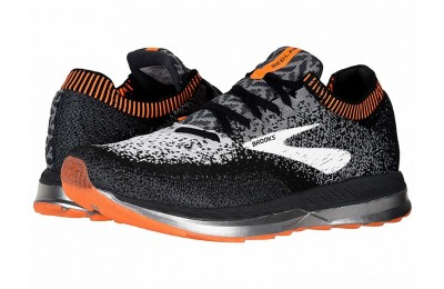 BLACK FRIDAY SALE Brooks Bedlam Black/Grey/Orange