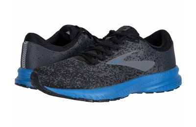 SALE Brooks Launch 6 Black/Ebony/Deep Water