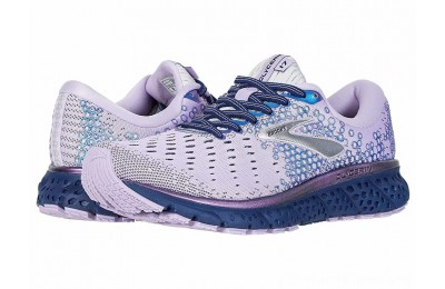 Sales - Brooks Glycerin 17 Purple/Navy/Grey
