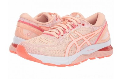 BLACK FRIDAY SALE ASICS GEL-Nimbus® 21 Baked Pink/White