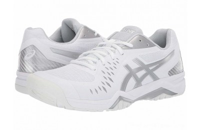 BLACK FRIDAY SALE ASICS Gel-Challenger 12 White/Silver