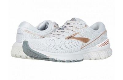 SALE Brooks Adrenaline GTS 19 Grey/Copper/White