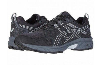 SALE ASICS GEL-Venture® 7 Black/Piedmont Grey