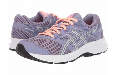 SALE ASICS Kids Gel-Contend 5 (Big Kid) Ash Rock/Silver