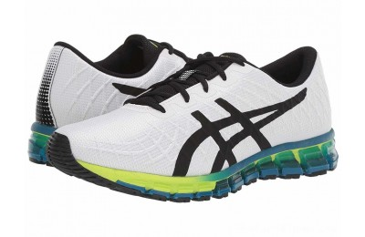 BLACK FRIDAY SALE ASICS GEL-Quantum 180 4 White/Safety Yellow