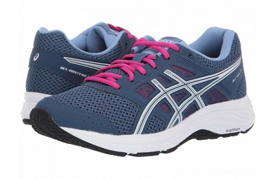 SALE ASICS GEL-Contend® 5 Grand Shark/White