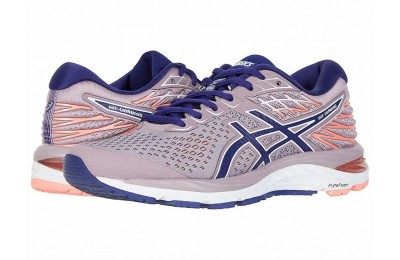 SALE ASICS GEL-Cumulus® 21 Violet Blush/Blue Dive