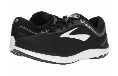 BLACK FRIDAY SALE Brooks PureFlow 7 Black/White