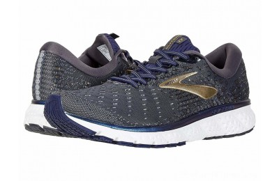Sales - Brooks Glycerin 17 Grey/Navy/Gold