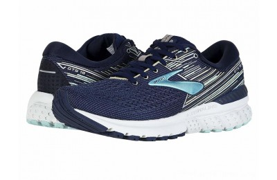 SALE Brooks Adrenaline GTS 19 Navy/Aqua/Tan