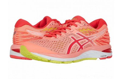 BLACK FRIDAY SALE ASICS GEL-Cumulus® 21 Sun Coral/Laser Pink