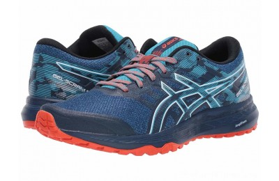 SALE ASICS GEL-Scram® 5 Blue Expansion/White
