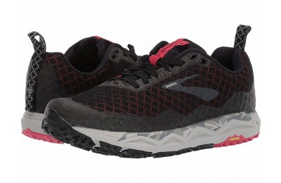 BLACK FRIDAY SALE Brooks Caldera 3 Black/Grey/Teaberry