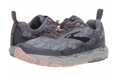 SALE Brooks Caldera 3 Grey/Pale Peach/Pearl