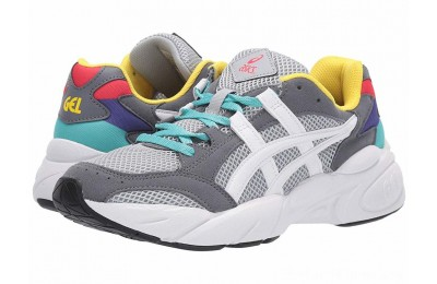 SALE ASICS Tiger Gel-Bnd Piedmont Grey/White