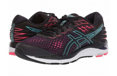 BLACK FRIDAY SALE ASICS GEL-Cumulus® 21 Black/Laser Pink