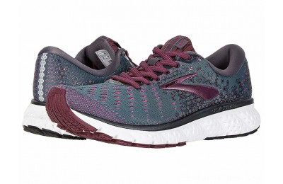 Sales - Brooks Glycerin 17 Ebony/Wild Aster/Fig