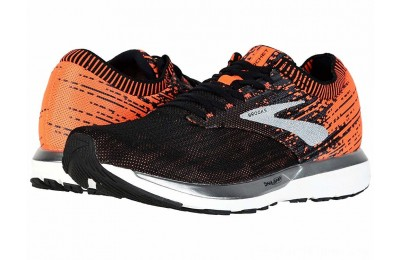 SALE Brooks Ricochet Black/Orange/Ebony