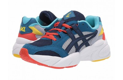 Sales - ASICS Kids Gel-Bnd (Big Kid) Blue Expanse/Blue