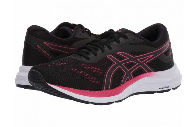 SALE ASICS GEL-Excite® 6 Black/Rose Pedal