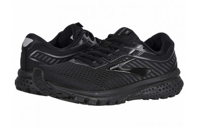 SALE Brooks Ghost 12 Black/Grey