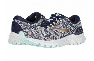 SALE Brooks Adrenaline GTS 19 Navy/Coral/Ice