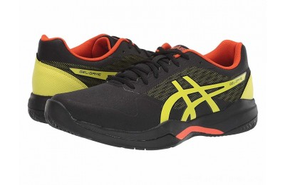Sales - ASICS Gel-Game 7 Black/Sour Yuzu