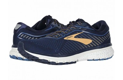 SALE Brooks Ghost 12 Navy/Deep Water/Gold