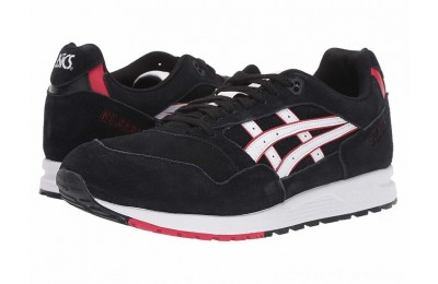 SALE ASICS Tiger GelSaga Black/White