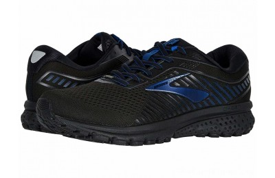 BLACK FRIDAY SALE Brooks Ghost 12 GTX Black/Ebony/Blue