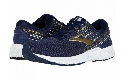 SALE Brooks Adrenaline GTS 19 Navy/Gold/Grey