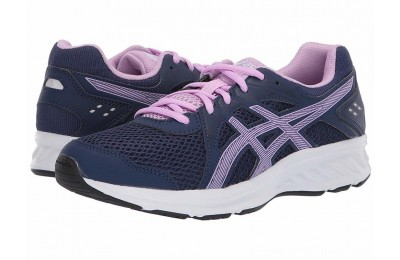 BLACK FRIDAY SALE ASICS Kids Jolt 2 GS (Big Kid) Indigo Blue/Astral
