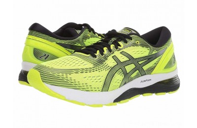 BLACK FRIDAY SALE ASICS GEL-Nimbus® 21 Safety Yellow/Black