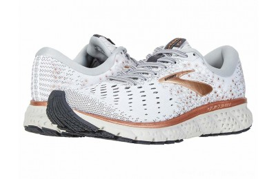 SALE Brooks Glycerin 17 White/Copper/Grey