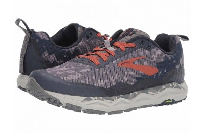 BLACK FRIDAY SALE Brooks Caldera 3 Grey/Brick/Navy