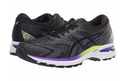 BLACK FRIDAY SALE ASICS GT-2000 8 Black/Sheet Rock