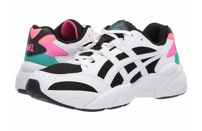 SALE ASICS Tiger Gel-Bnd Black/White