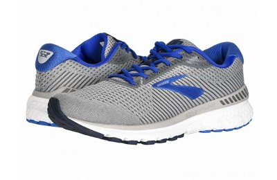 SALE Brooks Adrenaline GTS 20 Grey/Blue/Navy