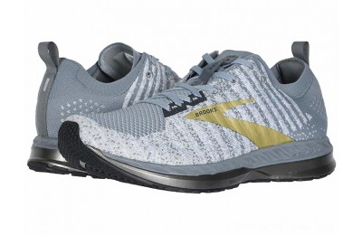 BLACK FRIDAY SALE Brooks Bedlam 2 Grey/White/Gold